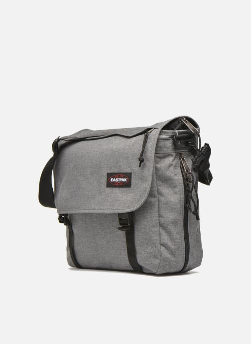 Herentassen Eastpak DELEGATE Messenger Grijs model