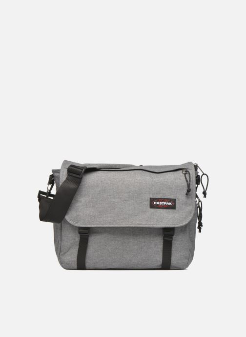 Herentassen Eastpak DELEGATE Messenger Grijs detail