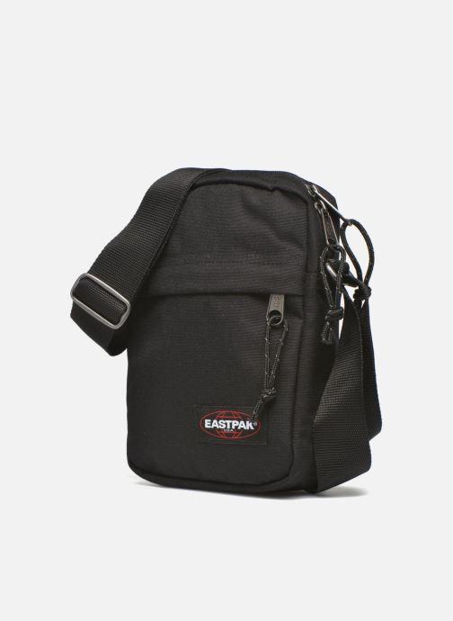 Men's bags Eastpak THE ONE Pochette crossover Black model view