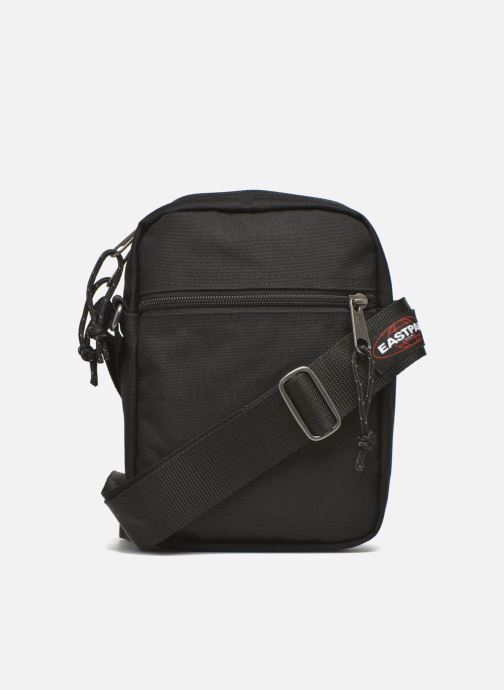 Herentassen Eastpak THE ONE Pochette crossover Zwart voorkant