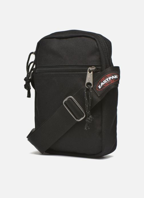 Men's bags Eastpak THE ONE Pochette crossover Black view from the right