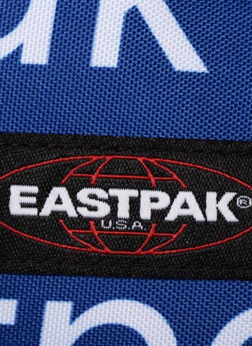 Herentassen Eastpak THE ONE Pochette crossover Blauw links