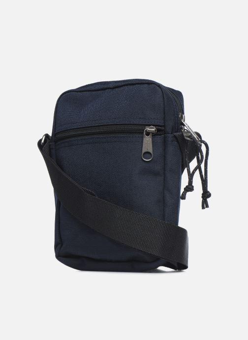 Bolsos de hombre Eastpak THE ONE Pochette crossover Azul vista lateral derecha