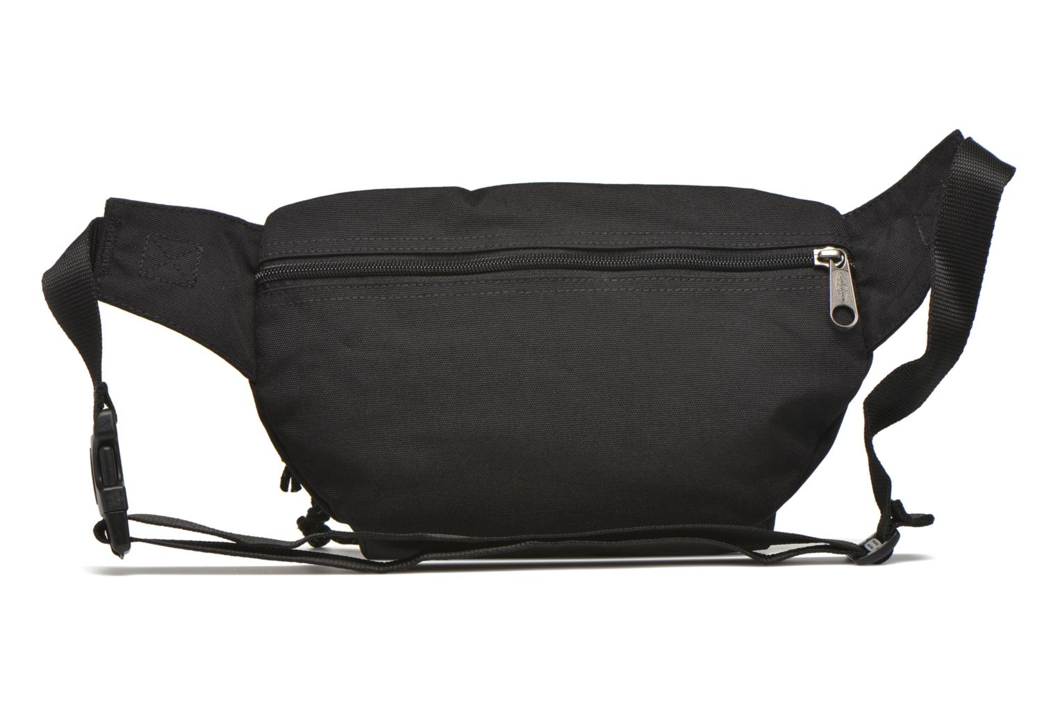 Wallets & cases Eastpak DOGGY BAG Sac banane Black front view