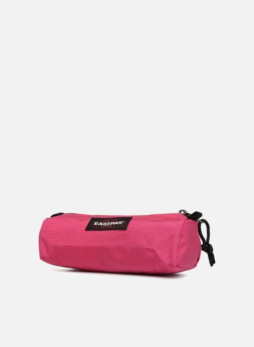 Skoletasker Eastpak BENCHMARK Trousse Pink se skoene på