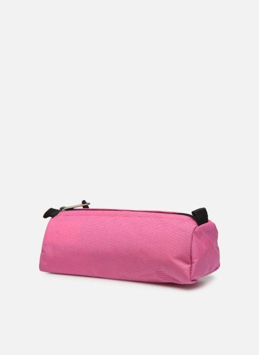 Skoletasker Eastpak BENCHMARK Trousse Pink Se fra højre