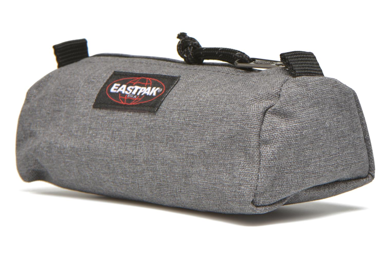School bags Eastpak BENCHMARK Trousse Grey model view