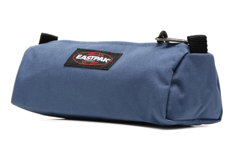 School bags Eastpak BENCHMARK Trousse Blue model view