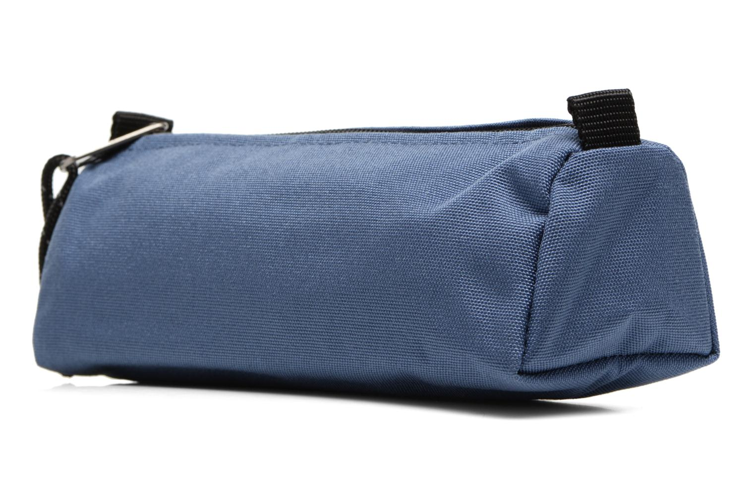 School bags Eastpak BENCHMARK Trousse Blue view from the right