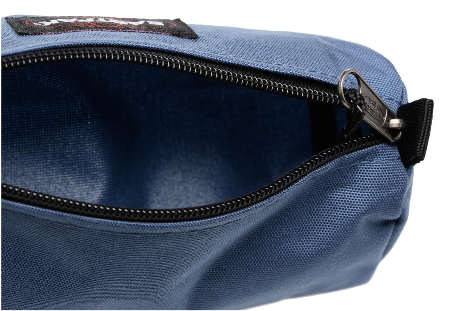 School bags Eastpak BENCHMARK Trousse Blue view from the left