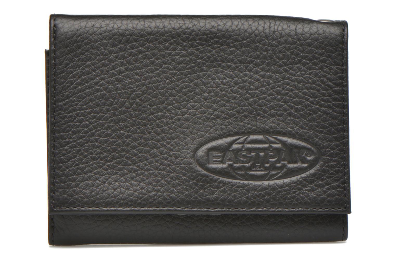 Portefeuille Black leather cuir Eastpak CREW H5ggq