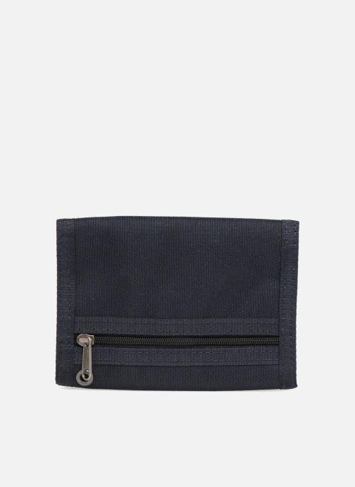 Petite Maroquinerie Eastpak CREW Portefeuille toile Bleu vue face