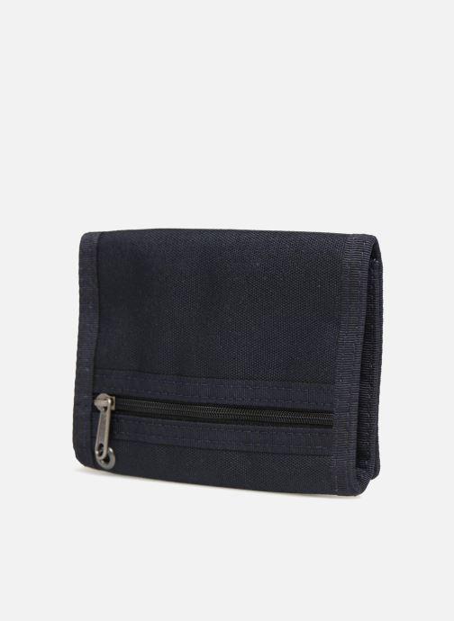 Petite Maroquinerie Eastpak CREW Portefeuille toile Bleu vue droite
