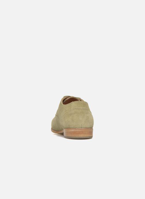 Chaussures à lacets Aigle Aporia Vert vue droite