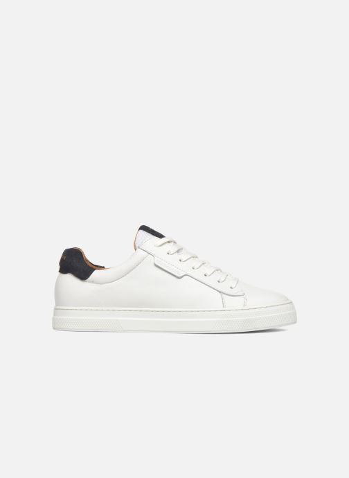 Sneakers Schmoove Spark Clay Hvid se bagfra
