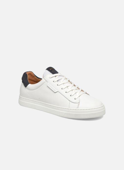 Sneakers Schmoove Spark Clay Hvid detaljeret billede af skoene