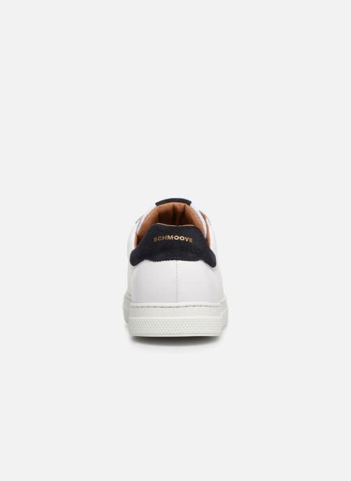 Sneaker Schmoove Spark Clay weiß ansicht von rechts