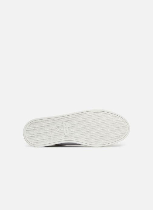 Sneaker Schmoove Spark Clay weiß ansicht von oben