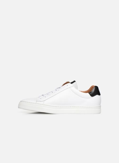 Sneakers Schmoove Spark Clay Bianco immagine frontale
