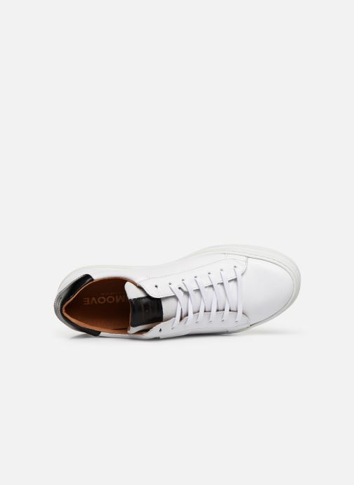 Sneakers Schmoove Spark Clay Bianco immagine sinistra