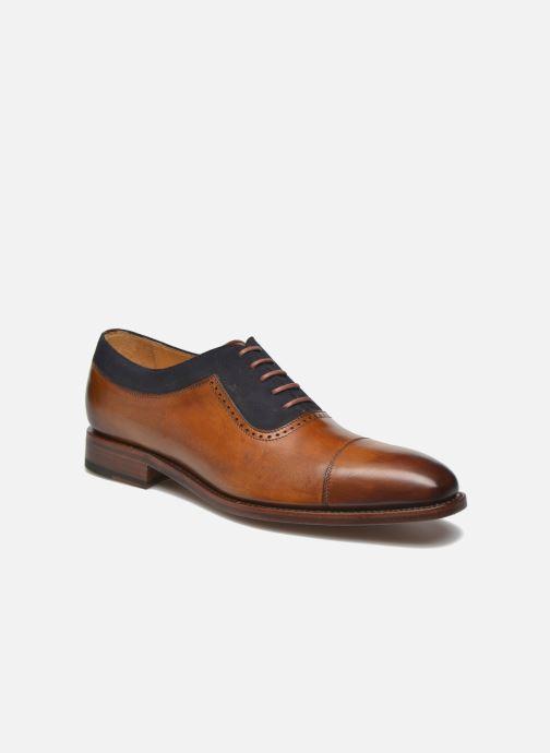 61296587005675 Heyraud SYAN (Marron) - Chaussures à lacets chez Sarenza (277467)