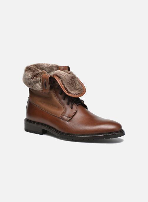 Boots en enkellaarsjes Heyraud DAVY Bruin detail