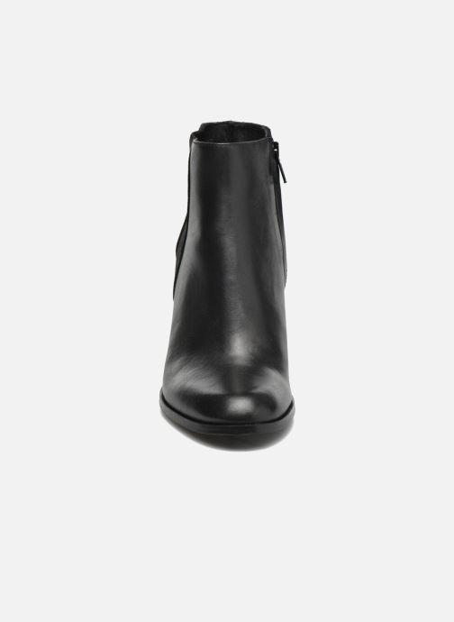 Bottines et boots Schmoove Woman Gravity delta Bleu vue portées chaussures