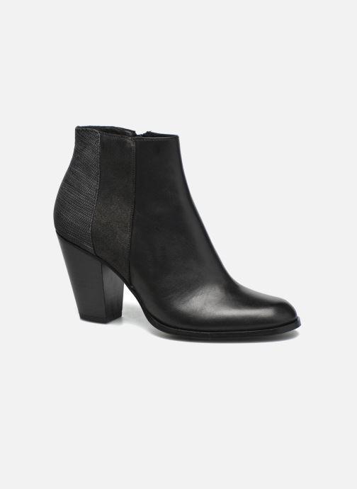 Bottines et boots Schmoove Woman Gravity delta Bleu vue détail/paire