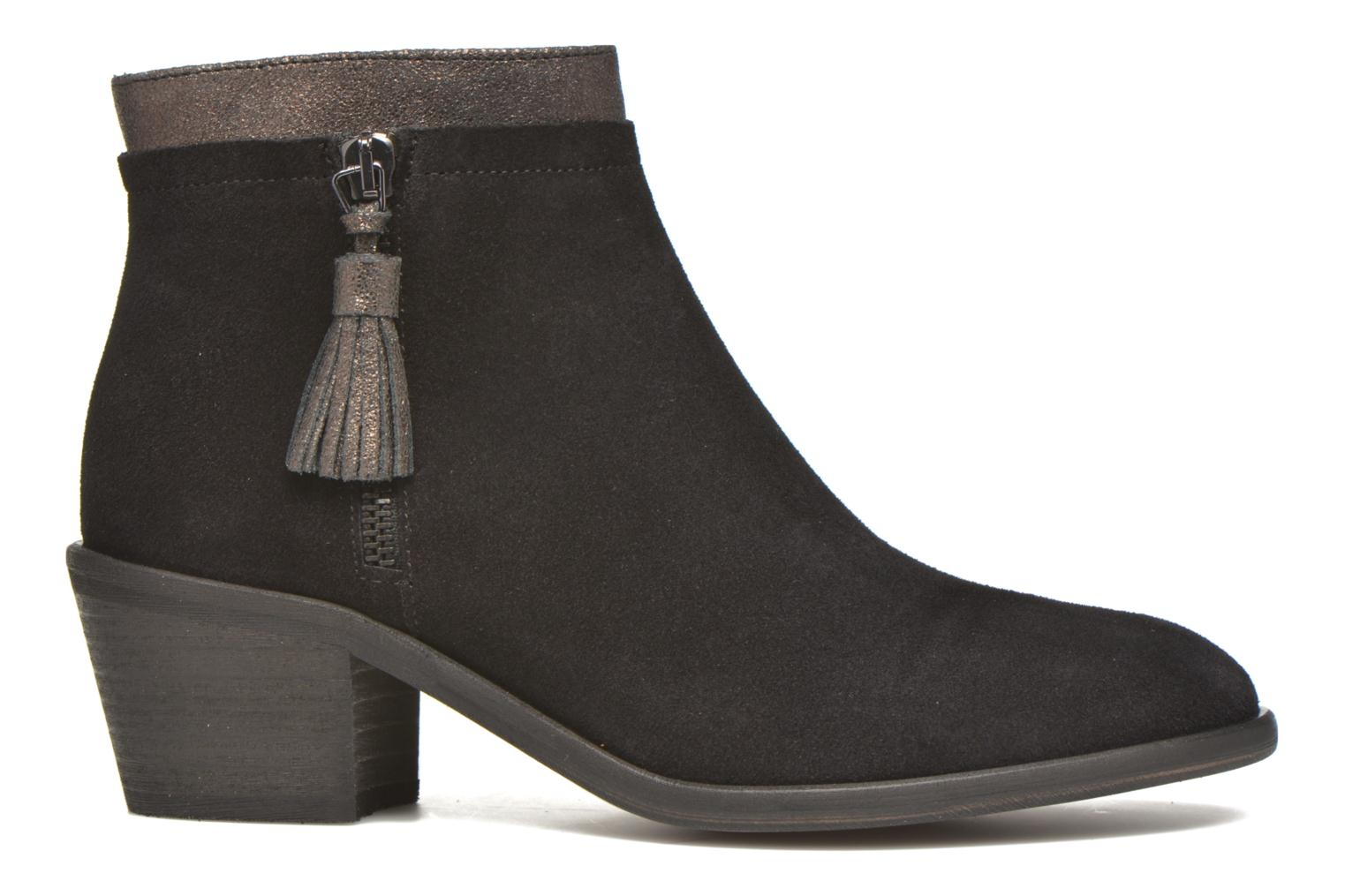 Ankle boots Schmoove Woman Neptune zip boots Black back view