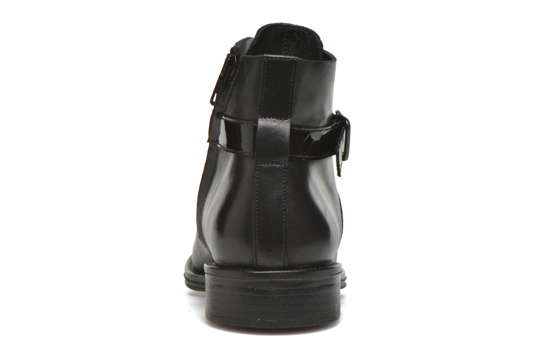 Boots en enkellaarsjes Schmoove Woman Newton buckle Zwart rechts