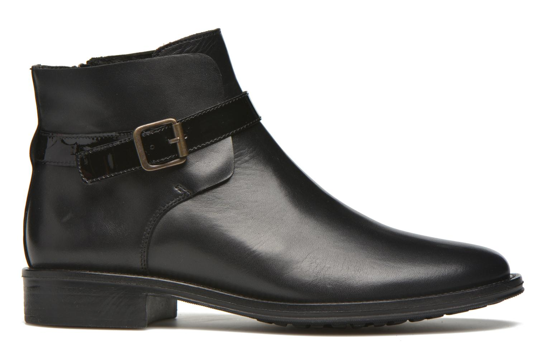 Boots en enkellaarsjes Schmoove Woman Newton buckle Zwart achterkant