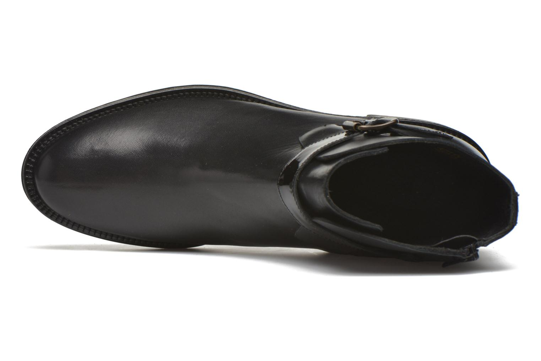 Boots en enkellaarsjes Schmoove Woman Newton buckle Zwart links