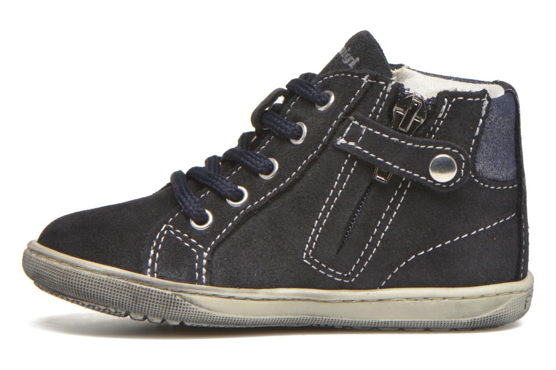 Sneaker Primigi Alexia blau ansicht von vorne