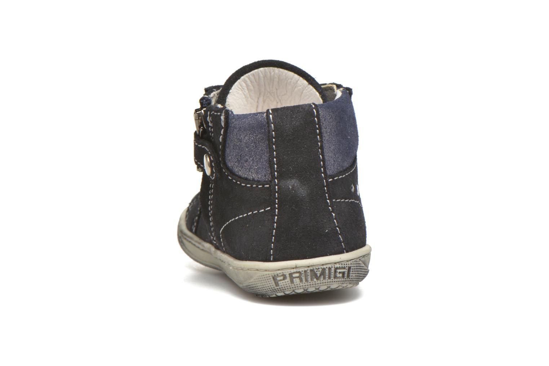 Sneaker Primigi Alexia blau ansicht von rechts