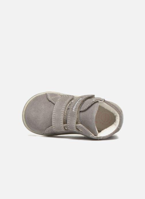 Chaussures à scratch Primigi Niky Gris vue gauche