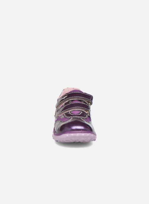 Zapatos con velcro Primigi Morgana 2 Violeta      vista del modelo