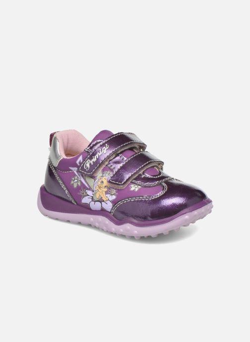 Zapatos con velcro Primigi Morgana 2 Violeta      vista de detalle / par