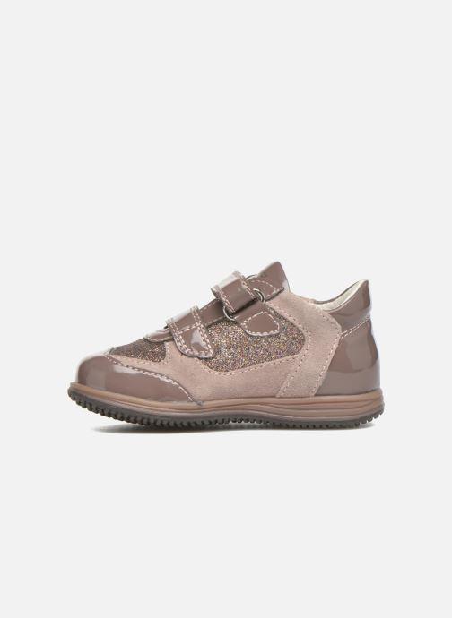 Chaussures à scratch Primigi Ghigo 7 Marron vue face