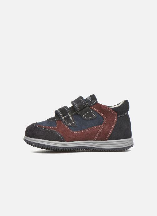 Chaussures à scratch Primigi Ghigo 7 Bleu vue face