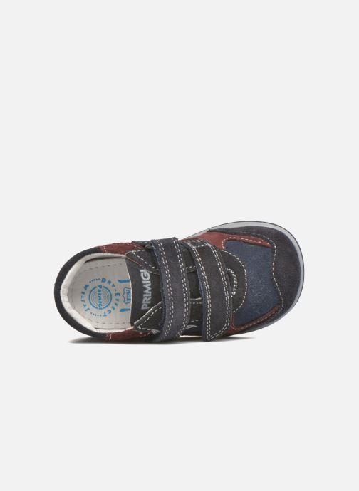 Chaussures à scratch Primigi Ghigo 7 Bleu vue gauche