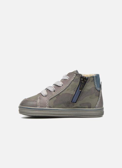 Sneakers Primigi Robby Bruin voorkant