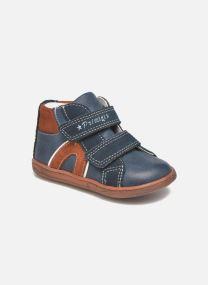 Chaussures à scratch Enfant Jordan 1