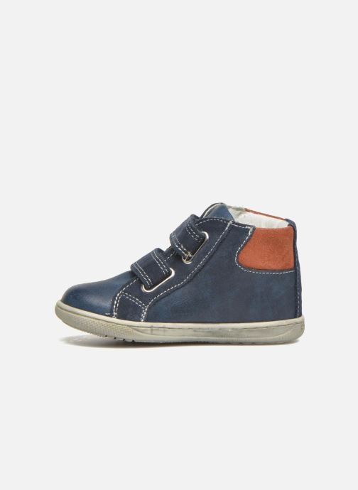 Chaussures à scratch Primigi Jordan 1 Bleu vue face