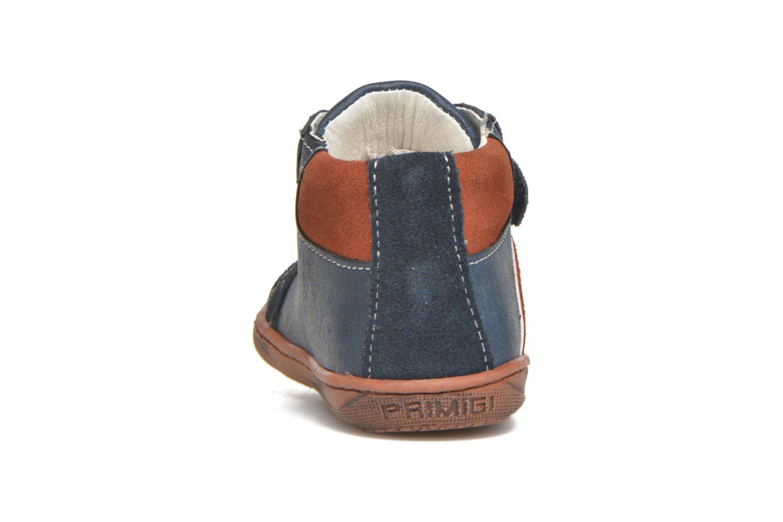 Velcro shoes Primigi Jordan 1 Blue view from the right