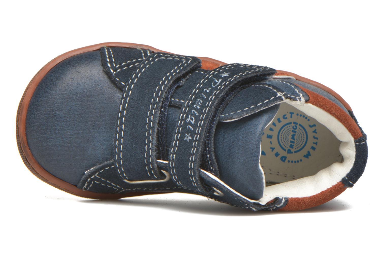 Velcro shoes Primigi Jordan 1 Blue view from the left