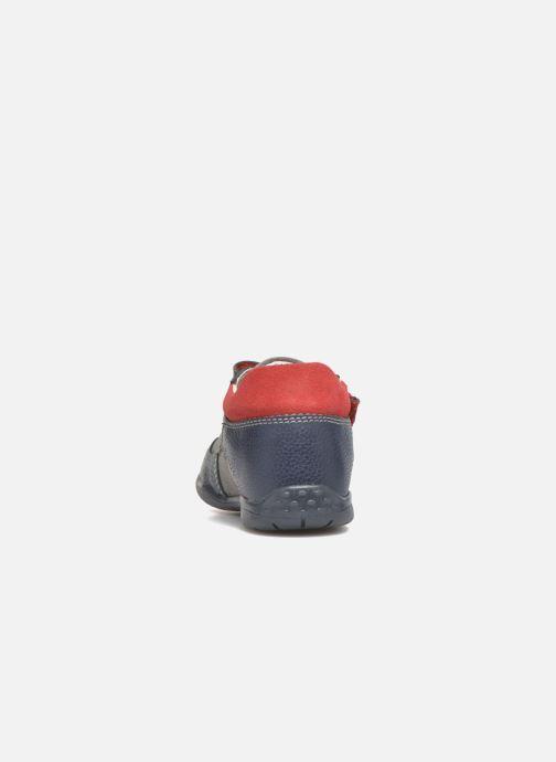 Chaussures à scratch Primigi Jesse Gris vue droite