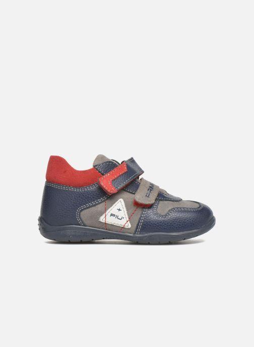 Chaussures à scratch Primigi Jesse Gris vue derrière
