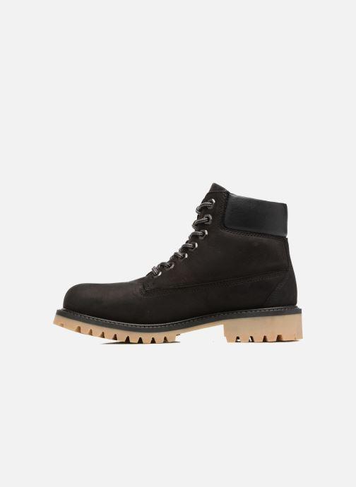 Stiefeletten & Boots Primigi Evan 1 schwarz ansicht von vorne