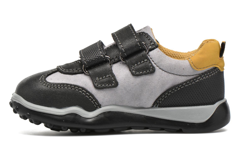 Sneakers Primigi Car Zwart voorkant