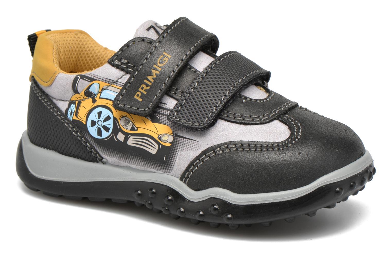 Sneakers Primigi Car Zwart detail